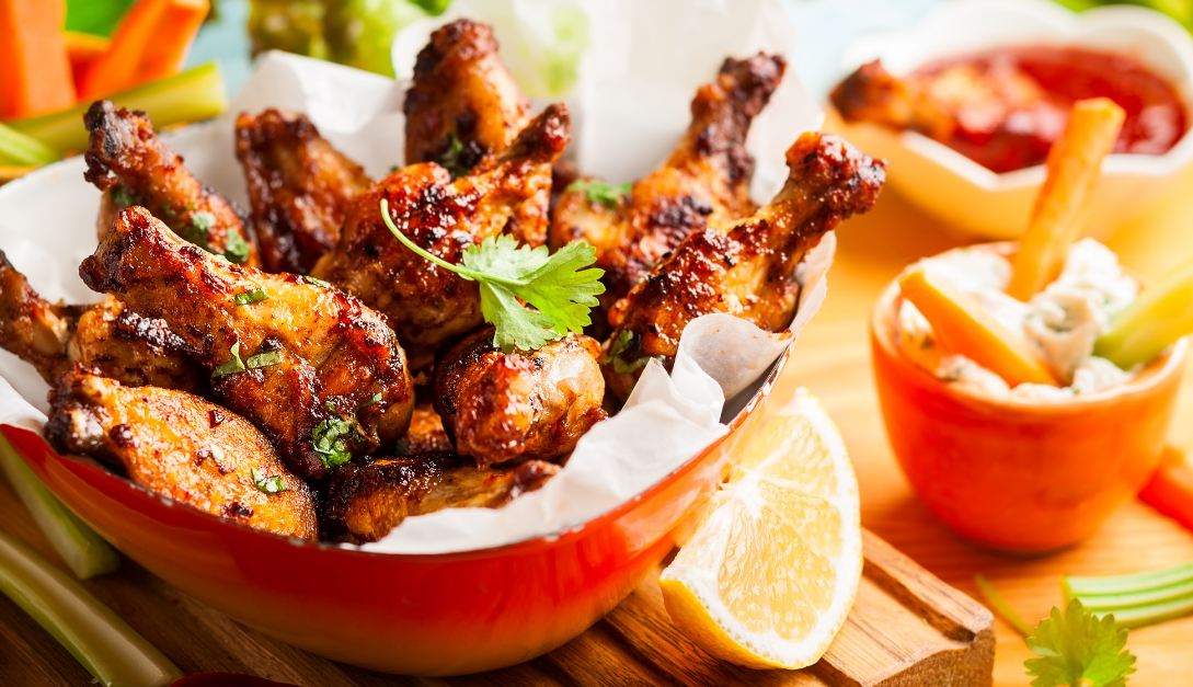 chicken wings delivery near me Fresno